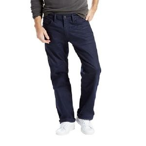 Mens Levis 569 Stretch Loose Fit Straight Leg Jean